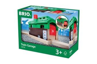 Brio World Train Garage for Railway 1pc