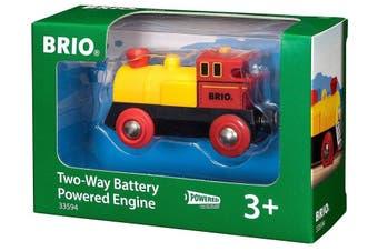 Brio World Two Way Battery Powered Engine 1pc