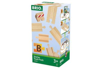 Brio World Starter Train Track Pack 13pc