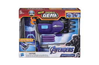 Assembler Gear Marvel Avengers Black Panther