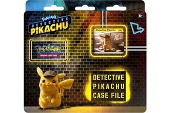 Pokemon TCG: Detective Pikachu Case File