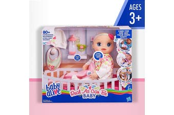 Hasbro Baby Alive Real As Can Be Baby - Blonde
