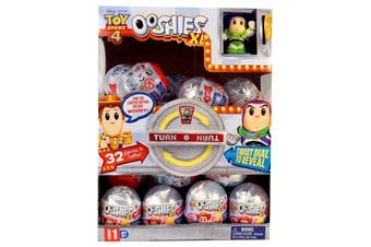 Toy Story 4 Ooshies XL Series 1 Blind Capsule - Full box of 35