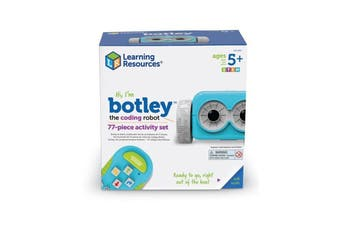 Learning Resources Botley The Coding Robot Activity Set STEM Toy, 77 Pieces