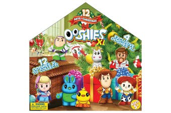 Ooshies XL Toy Story 4 Advent Calendar 12 days of Christmas with 12 Figures