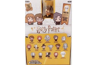 Harry Potter Ooshies Series 2 Blind Bag Collectible Assorted
