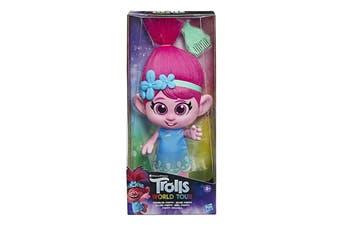 DreamWorks Trolls World Tour Toddler Doll Poppy