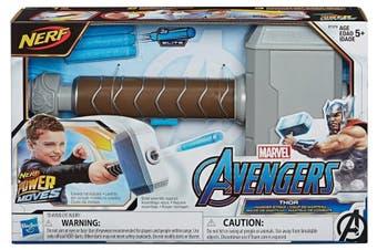 Power Moves Marvel Avengers Thor Hammer Strike
