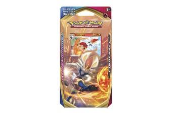 Pokémon TCG: Sword & Shield Cinderace Theme Deck