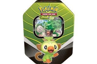 Pokémon TCG: Galar Partners Tin Rillaboom