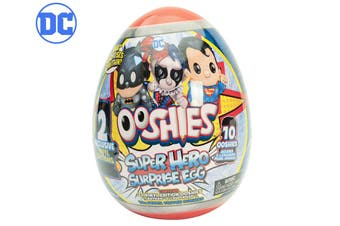 """Ooshies DC 4"""" Super Surprise Egg Collectable"""