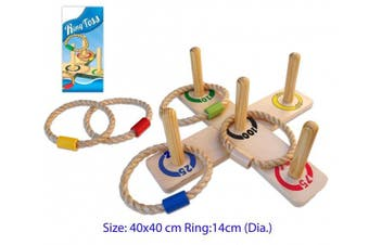 Fun Factory Ring Toss Game