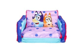 Bluey Flip Out Mini Inflatable Mini Sofa
