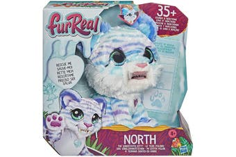 FurReal North the Sabertooth Kitty Interactive Toy