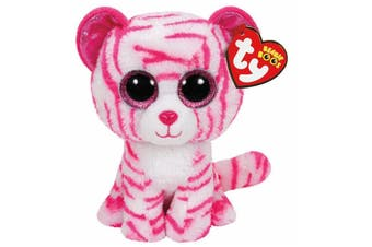 "TY Beanie Boos Regular 6"" - Asia the Tiger Plush"