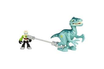 Jurassic World PlaySkool Heroes Tracker - Velociraptor