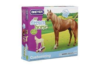 Breyer My Dream Horse Activity Customising Thoroughbred