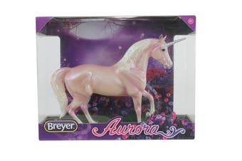 Breyer Classics Aurora Unicorn 1:12 SCALE