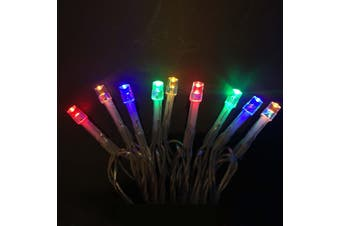 30 LED Fairy Light | 3 Colours Options | Battery Included Multicolour