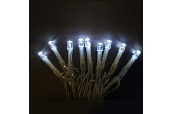 30 LED Fairy Light | 3 Colours Options | Battery Included White