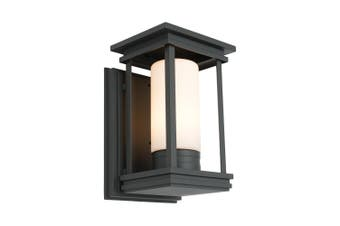 Norfolk 1lt Black Exterior Light