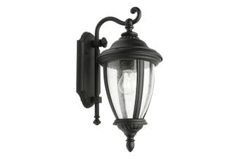 Oxford Exterior Light Black