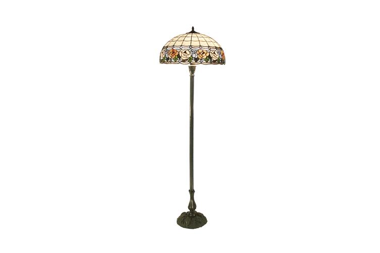 Chandell Tiffany Floor Lamp