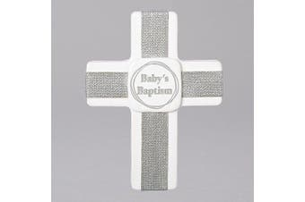 Roman Inc Baby's Baptism Wall Cross