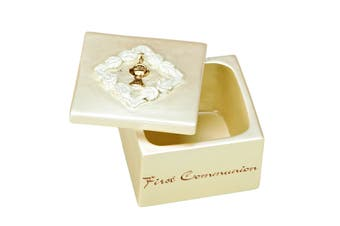 Roman Inc - First Communion Keepsake Box
