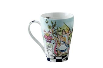 Cardew Design Alice In Wonderland Mug - Through The Looking Glass
