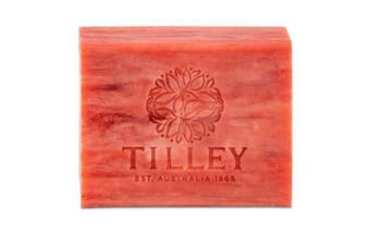 Tilley Fragranced Vegetable Soap - Red Tea