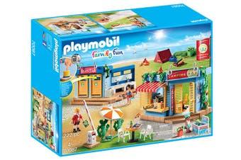 Playmobil Family Fun - Large Campground