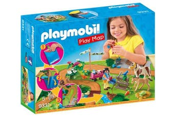 Playmobil Country - Pony Walk Play Map