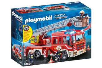 Playmobil City Action - Fire Engine with Ladder