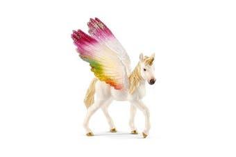 Schleich Bayala - Winged Rainbow Unicorn Foal