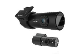 BlackVue DR750S-2CH IR Dual Camera Dash Cam For Uber Drivers With Night Vision - 128Gb