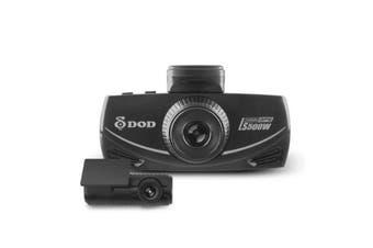 DOD LS500W-2CH Dual 1080p Dash Cam