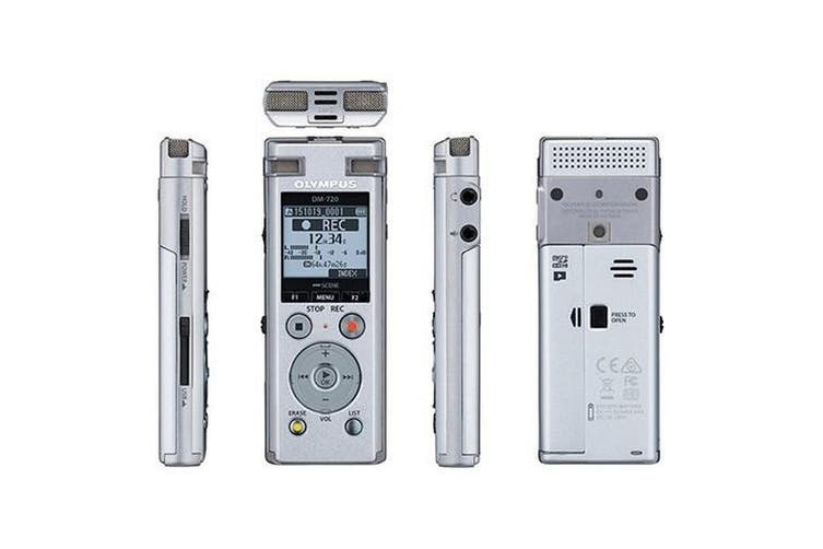 Olympus DM-720 High Performance Business Audio Recorder