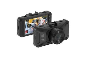 Dashmate DSH-1200 Dash Cam With 4K Full HD Video Recording