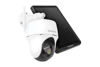 Uniden Guardian App Cam Solo PTZ Security Camera Kit