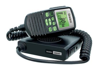 Uniden UH5060 80 Channel UHF Compact CB Radio