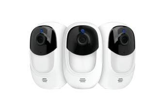 Uniden Guardian App Cam Solo+ Security Camera (3 Pack)