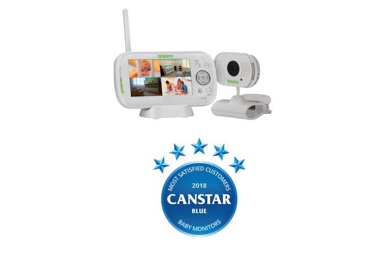 Uniden BW3101 Digital Wireless Baby Video Monitor