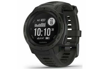 Garmin Instinct GPS Smart Watch Graphite