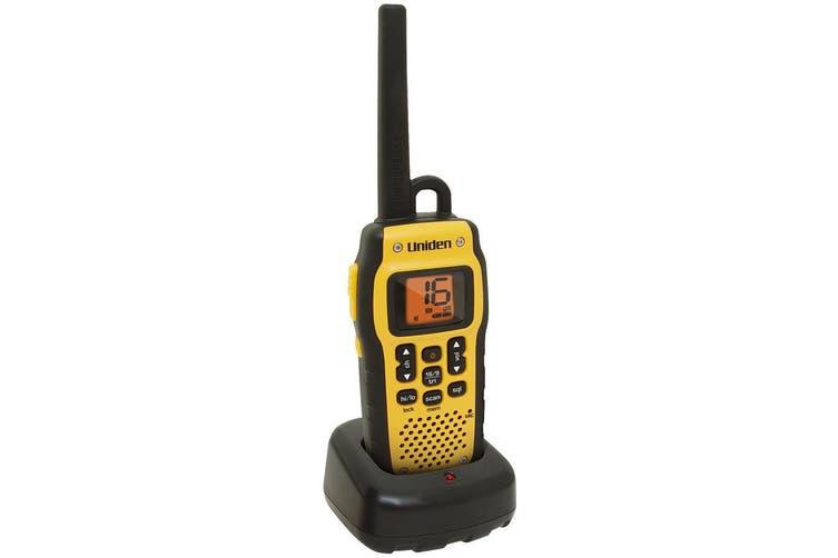 Uniden MHS050 Floating VHF Marine Handheld Radio