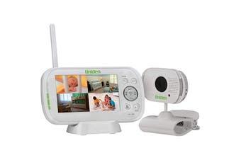 Uniden BW3101R Digital Wireless Baby Video Monitor With App Dock