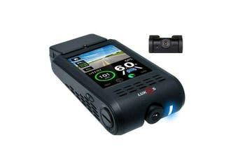Lukas K900QD-2CH-32 2K Full HD 1080P Dual Camera Dash Cam