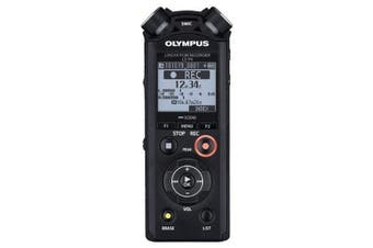 Olympus LS-P4 Linear PCM Digital Voice Recorder