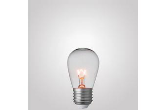 15 Pack of 11W Incandescent S14 Light Bulb E27