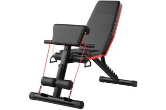 LR Fitness Multi-function Adjustable Exercise Bench home gym